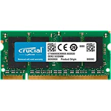 Crucial CT51264AC800 4 GB (DDR2, 800 MHz, PC2-6400, SODIMM, 200-Pin)