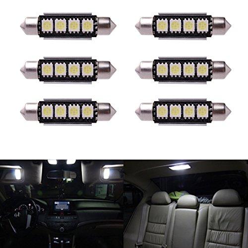 xcsource-6-x-bombilla-luz-interior-de-coche-5050-smd-led-42mm-auto-dome-canbus-festn-lmpara-blanco-l