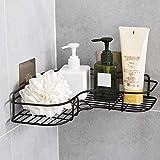 petrickenterprise Stainless Steel Bathroom Corner Shelf Organizer Storage Hanging Shower Caddy Rack Mat Winter Washable…