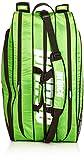 Prince Tour Team 12Pack pipistrello tasche, Verde, 750x 40x 33cm, 70litri