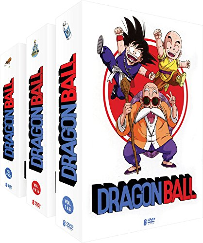 Dragon Ball - Intégrale - 3 Coffrets (25 DVD)