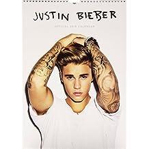 The Official Justin Bieber 2016 A3 Calendar (Calendar 2016)