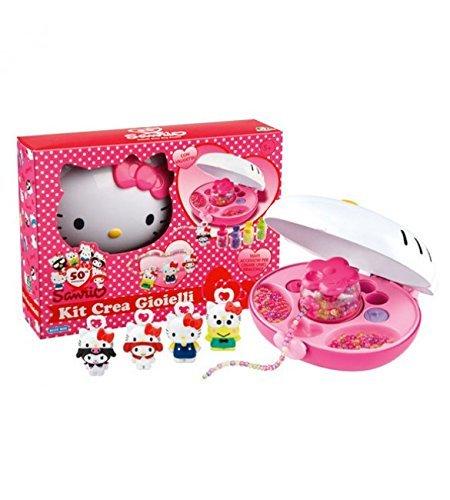 Giochi - 70387 - Kit de Loisir Créatif - Machine à Perles - Hello Kitty