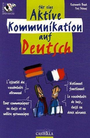 Aktive kommunikation auf deutsch