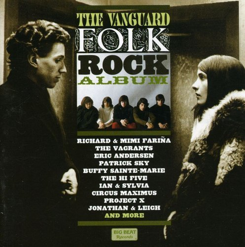The Vanguard Folk Rock Album by Various Artists (2005-02-28)