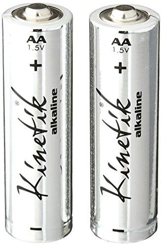 Kinetik Batterien AA 50 pack silber -