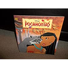 Disney's Pocahontas: Hello, Funny Face (Golden Look-Look Book) by Margo Lundell (1995-08-01)