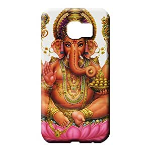 samsung galaxy s6 edge case cover Shockproof series mobile phone carrying covers lord ganesh