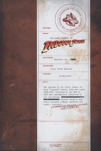 The Lost Journal of Indiana Jones by Jones Jr., Henry (2008) Imitation Leather