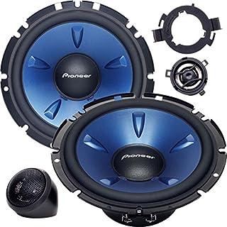Ford Fiesta (JA8) (ab 08) Pioneer Lautsprecher Boxen 165mm Kompo Vordere oder Hintere Türen