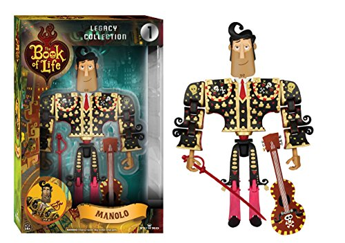 Funko Legacy Action Figure Book of Life Manolo, Multi Color