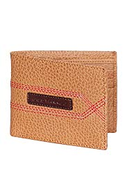 JUSTANNED Tan Mens Wallet (JTMW446-3)