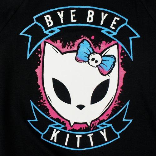 Bye Bye Kitty 2-teiliges Top DARK TOP black Black