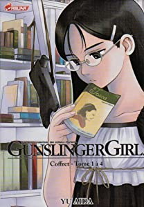 Gunslinger Girl Edition coffret Tomes 1 à 4