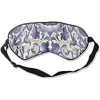 Schlafmaske mit chinesischem blau-weißem Hintergrund preisvergleich bei billige-tabletten.eu