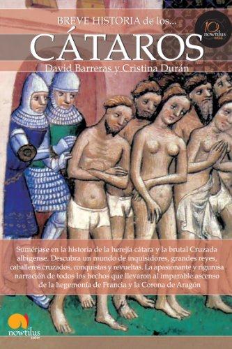 Descargar Libro Breve historia de los cátaros de David Barreras