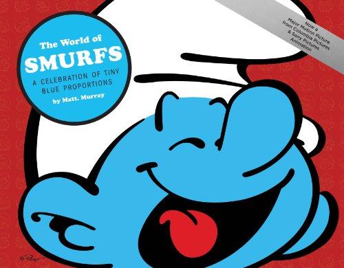 World of Smurfs: Celebration a Celebration of Tiny Blue - Cartoon-film Schlumpf