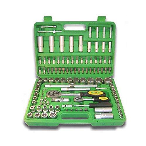 JBM 50791 - Maletín herramientas de 113...