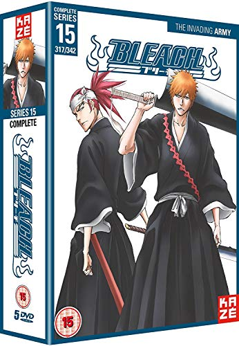 Bleach: Complete Series 15 [6 DVDs] [UK Import]