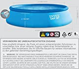 INTEX 549x132 cm Swimming Pool Easy Ersatzfolie quick up -