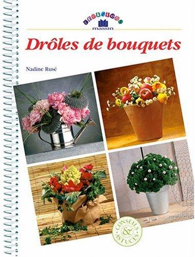 Drôles de bouquets