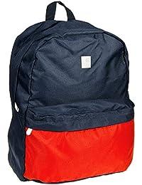 etnies Entry Navy Orange Nylon Neu Damen Herren Unisex Shoulder Bag Backpack