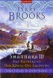 Shannara III Das Zauberlied - Der König - Die Erlösung - Terry Brooks