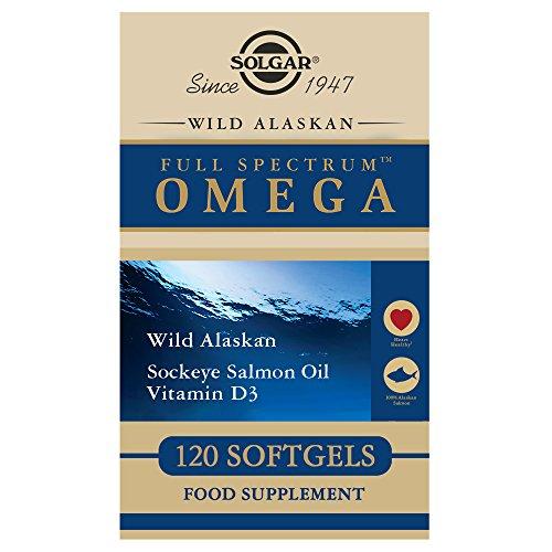 FULL SPECTRUM OMEGA 120 CAP (Omega 3 Gesamt)