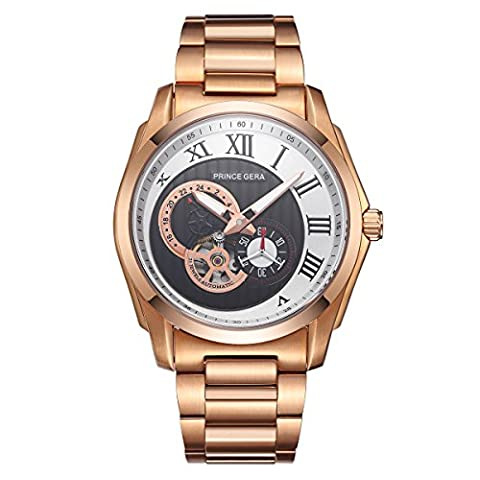 PRINCE GERA - -Armbanduhr- PG0020G-SRB-B
