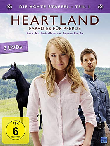 Heartland - Paradies für Pferde: Staffel 8.1 (Episode 1-9) [3 DVDs]