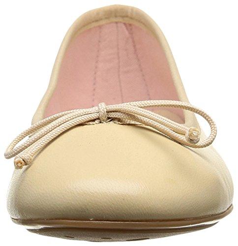 Bisue Ballerina Cremefarben