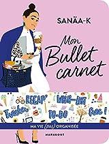 Bullet carnet Sanaa K