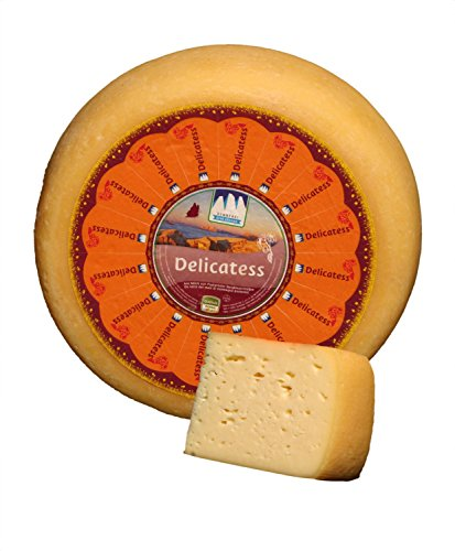 Preisvergleich Produktbild Delicatess Käse ca. 500 gr. - Sennerei Drei Zinnen