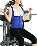 Womens Slimming Sweat Vest Hot Neoprene Shirt Body Shapers for Weight Loss