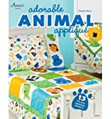 [(Adorable Animal Applique)] [ By (author) Margie Ullery ] [July, 2013]