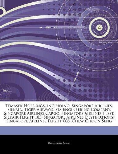 articles-on-temasek-holdings-including-singapore-airlines-silkair-tiger-airways-sia-engineering-comp