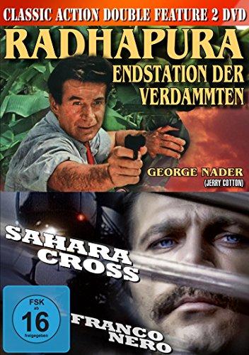 Sahara Cross - Radhapura, Endstation der Verdammten [2 DVDs] (Sahara, Dvd)