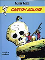 Lucky Luke, Tome 6 - Canyon apache de Morris