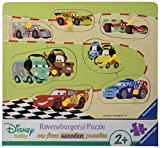 Ravensburger 03686 - Die Cars Familie, my first wooden puzzle