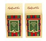 #7: Organic Darjeeling Green Tea Leaves from the Himalayas 250gm each (Pack of 2)