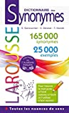 dictionnaire des synonymes poche (French Edition) by Larousse (2010-01-01) - Larousse - 01/01/2010