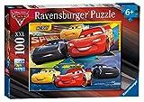 Ravensburger - 10961 - Puzzle - 100 Pièces - Duel de Champions; Cars 3 - Disney
