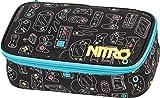 Nitro Snowboards Mäppchen Pencil Case XL, Gaming, 22 x 12 x 7 cm, 1.36 Liter, 1161878043