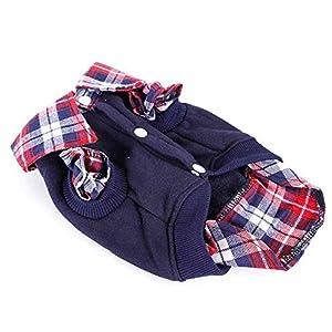 SAMGU Vêtements de Chemises Pulls Manteau pour Chien Pet cat