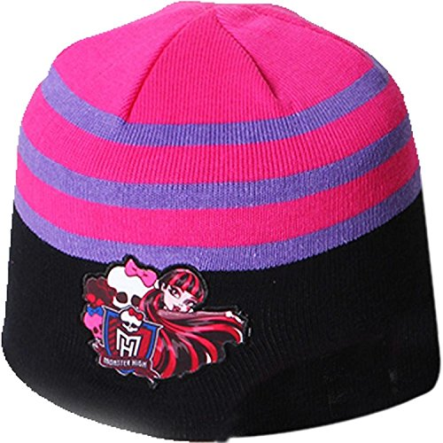 Girls Monster High Winter Hat