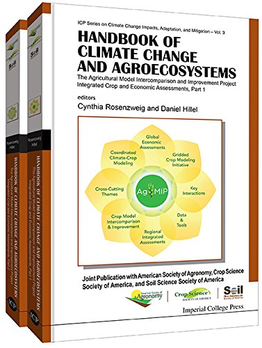 Handbook of Climate Change and Agroecosystems:The Agricultural Model Intercomparison and Improvement Project (AgMIP) Integrated Crop and Economic Assessments ... Change Impacts, Adaptation, and Mitigation)
