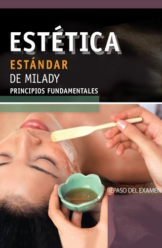 Spanish Translated Exam Review for Milady's Standard Esthetics: Fundamentals by Joel Gerson (2009-02-12)