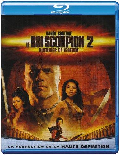Le roi scorpion 2 [Blu-ray] [Import belge]