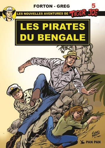 Tiger Joe T05 Les pirates du Bengale