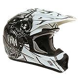 THH TX12# 18Demon Adulte Off Road Motocross MX Enduro casque